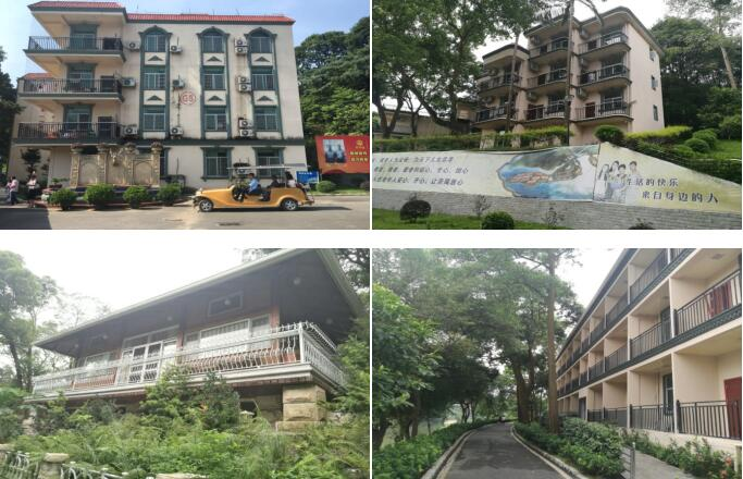 广州市天鹿湖老年人护理中心