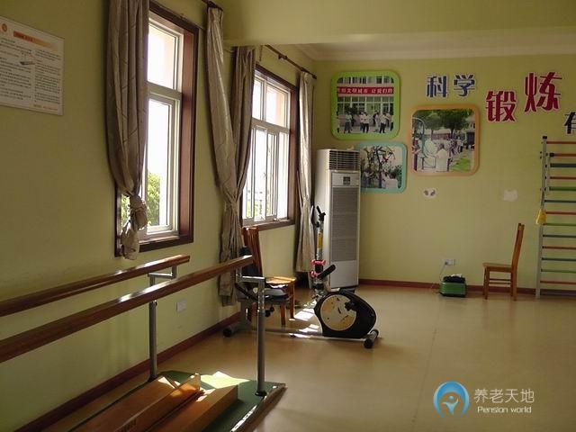 上海市浦东新区机场第一敬老院