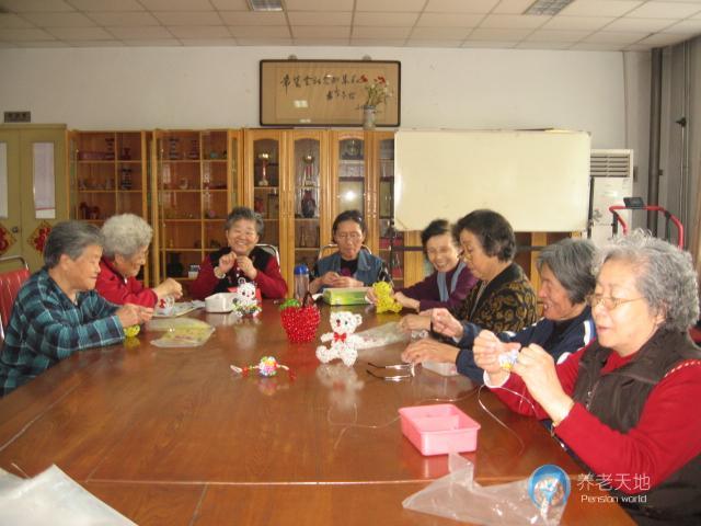 天津市第一老年公寓(天津退休职工养老院)