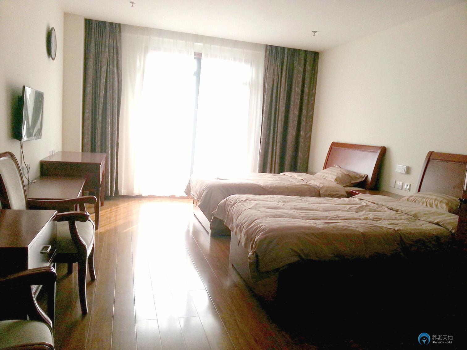 天津市天嘉湖老年公寓