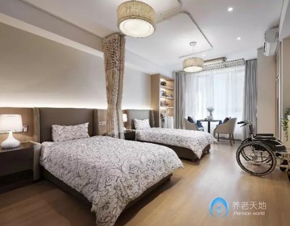 天津中海锦年福居长者公寓